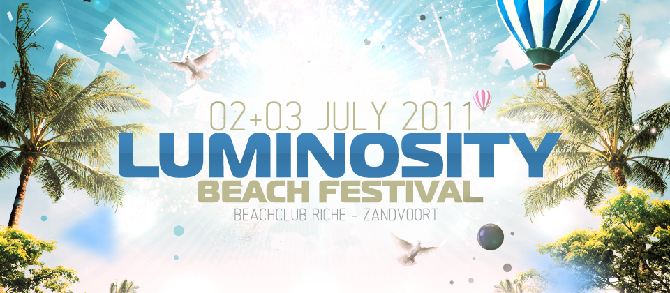 Luminosity Beach Festival 2011