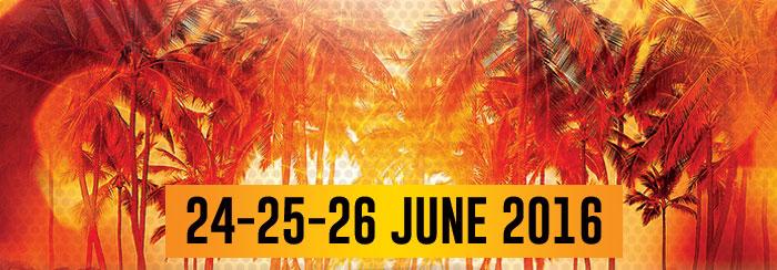 24th - 26th June